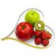 cuore frutta